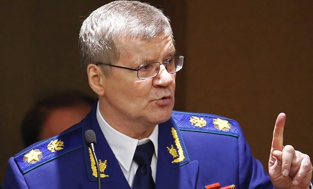 Сенаторы переназначили Юрия Чайку генпрокурором еще на 5 лет
