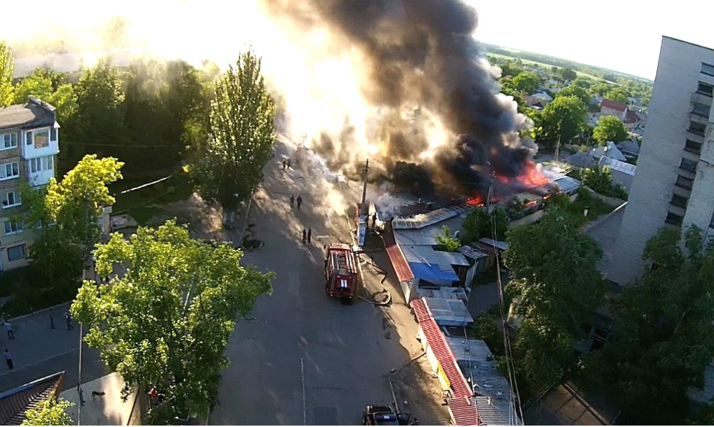 Украинские военные попытались с боями прорваться вглубь территории ДНР и понесли потери
