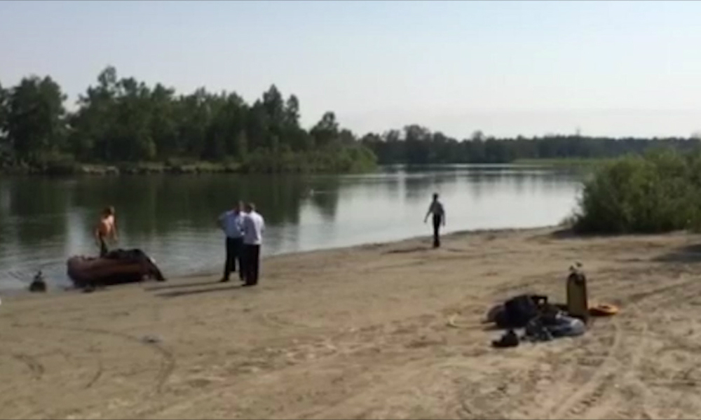 Двое полицейских утонули в реке во время погони за беглецом в Ангарске