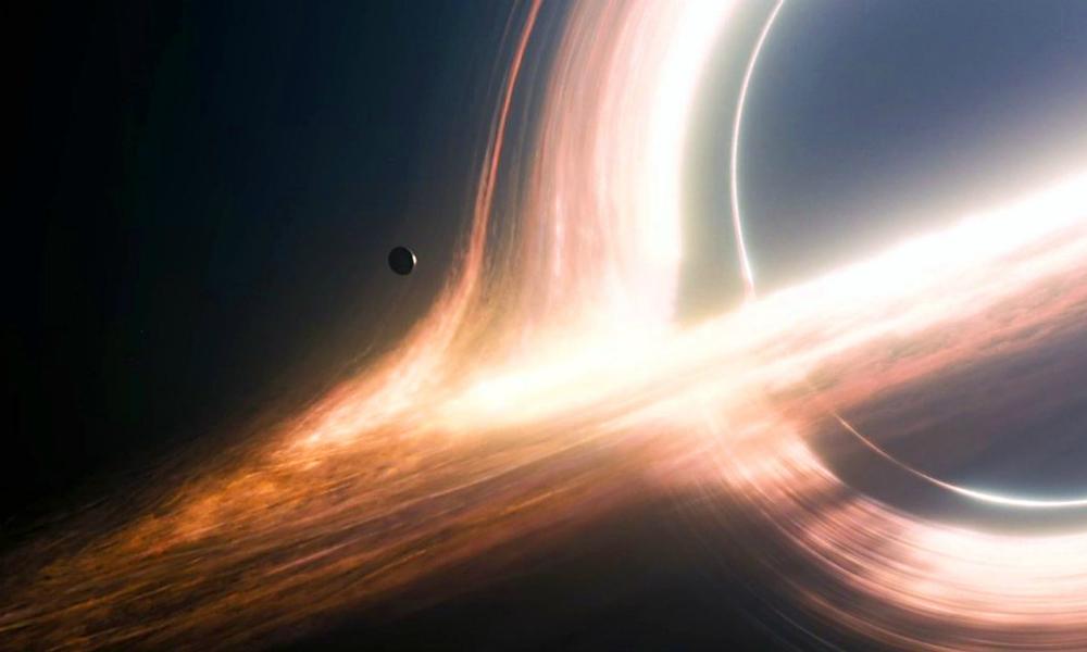 Ученые нашли еще одно подтверждение, что черные дыры являются «кротовыми норами»