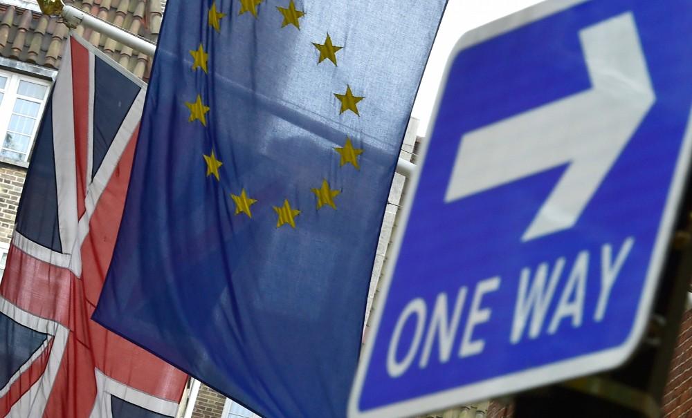 Франция и Германия захотели поскорее избавиться от Великобритании