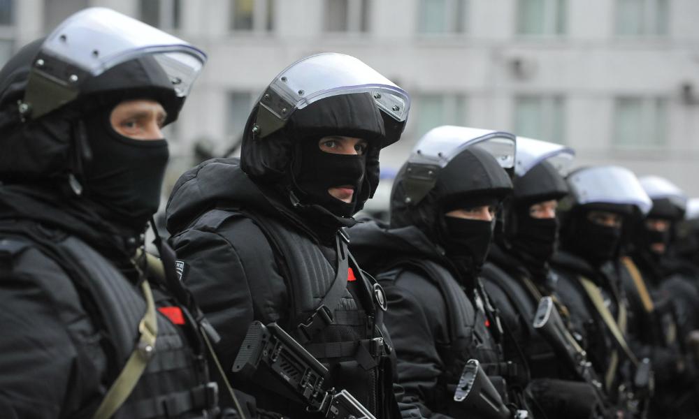 ФСБ задержала группу американских журналистов в Сочи
