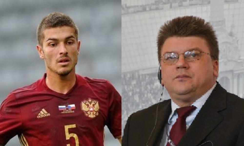 Министр спорта Украины назвал российского футболиста Нойштедтера «ватником» и «циничным вруном»