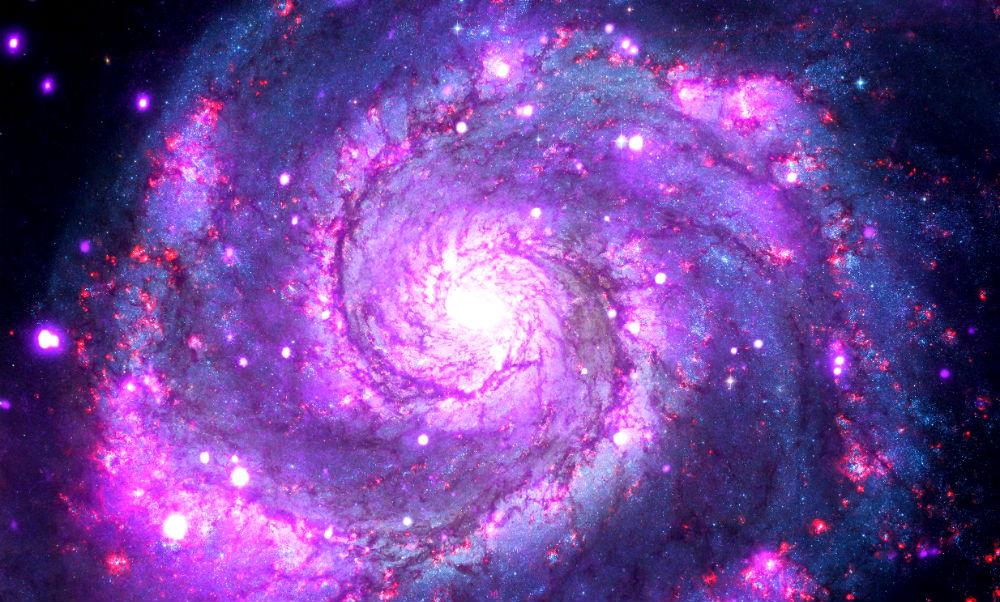 Загадочную галактику с необычным поведением обнаружили во Вселенной ученые NASA