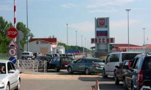 На границе Крыма с Украиной удвоили штат погранпунктов из-за наплыва туристов