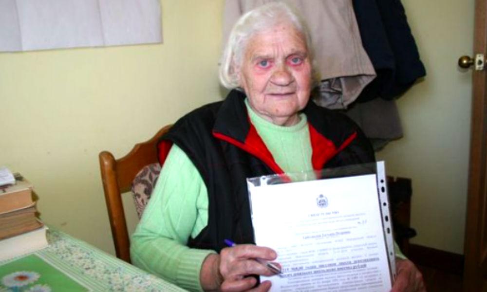 Женщина-ветеран из Новгородской области с помощью интернет-пользователей победила чиновников
