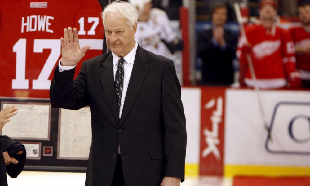 Великий канадский мастер хоккея на льду Горди Хоу ушел из жизни в США