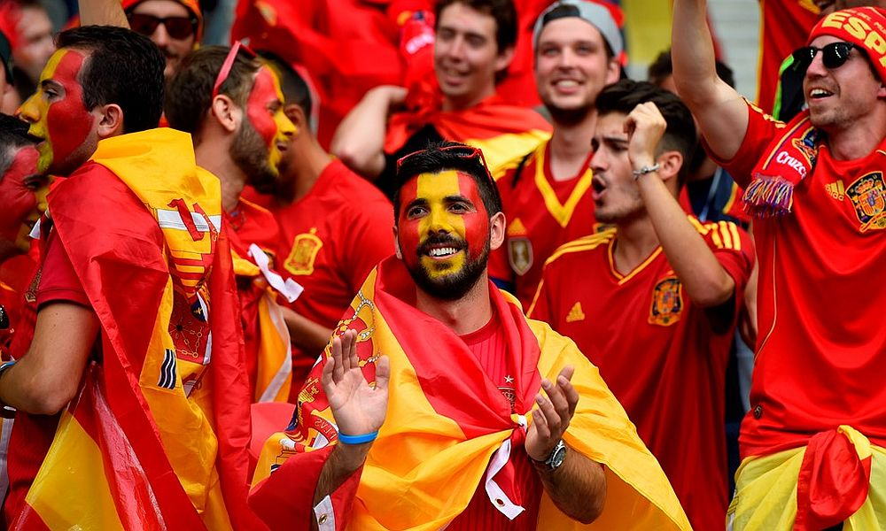 объясняют фото испанского народа материал