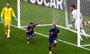Сборная Италии во главе с Кьеллини, Пелле и Буффоном отомстила Испании за позор на Евро-2012