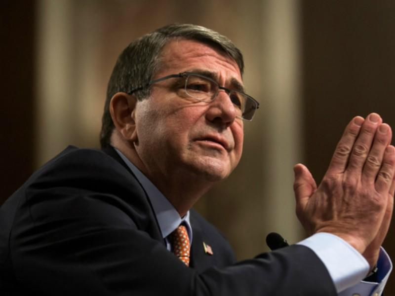 Глава Пентагона обвинил Россию в бомбежках оппозиции в Сирии