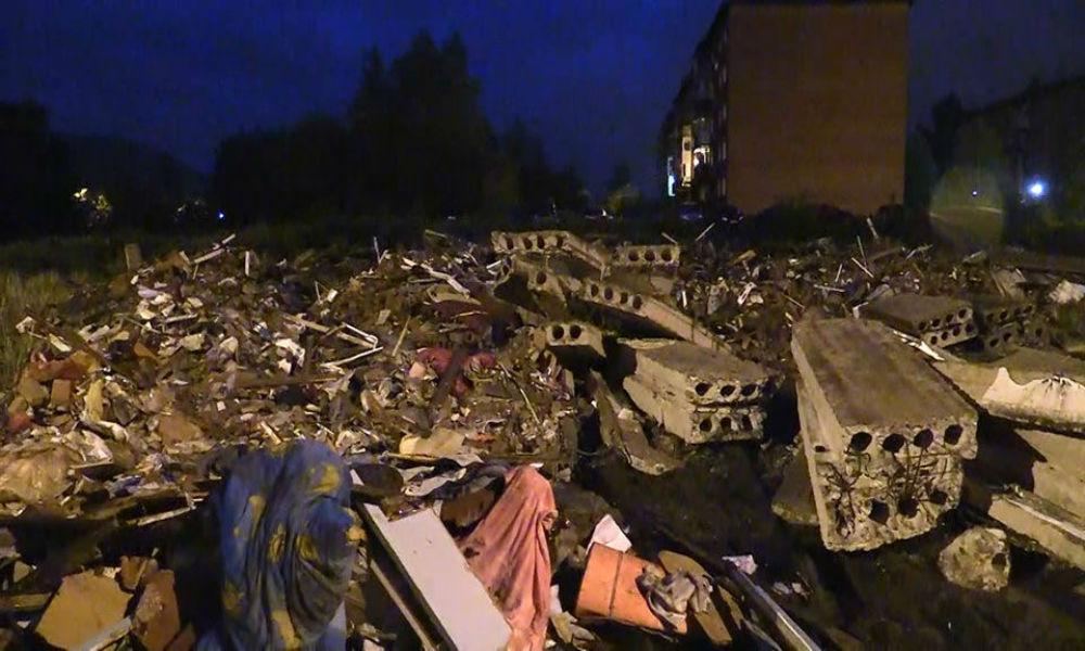В Кемеровской области завершилась спасательная операция на руинах жилого дома: двое погибших