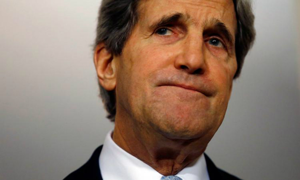 Госдеп оправдался за «угрозы» Джона Керри в сторону России из-за Сирии