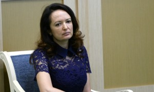 Вдова погибшего в Донбассе журналиста получила должность в Верховном суде России