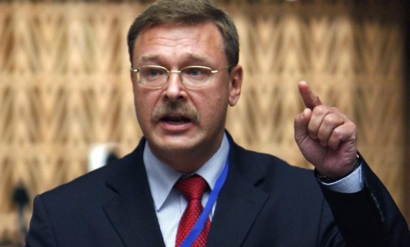 Нашим спортсменам объявили грязную и нечестную по отношению к России войну, - Косачев