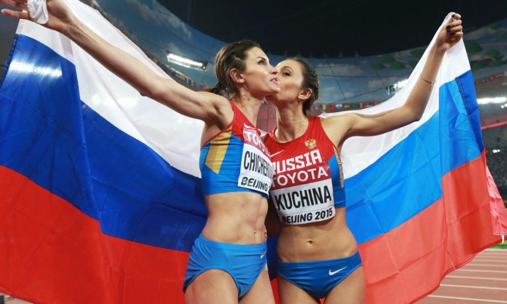 Сборную России по легкой атлетике из-за допинговых скандалов отстранили от Олимпиады-2016