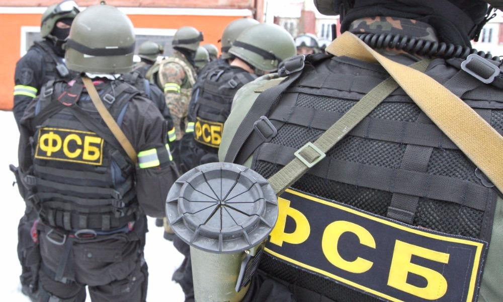 ФСБ взяла штурмом офис помощника вице-спикера Государственной думы Железняка