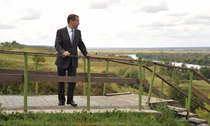 Медведев заявил о приоритете развития в России