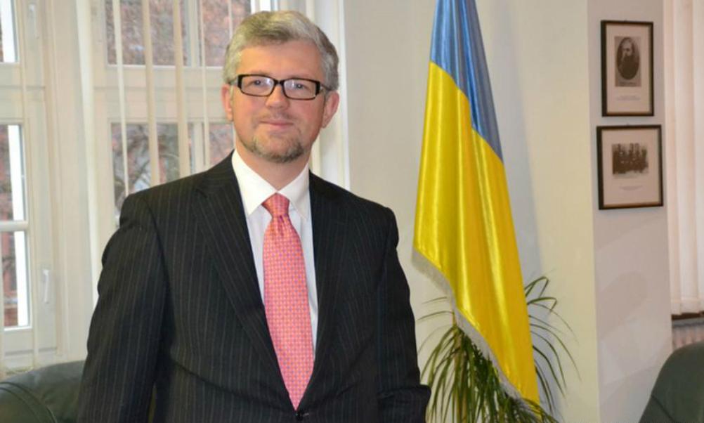 Посол Украины в Германии обиделся на статью Die Zeit о признании Крыма российским
