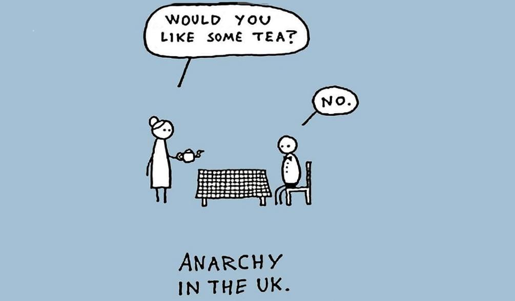 мемы Британия 1
