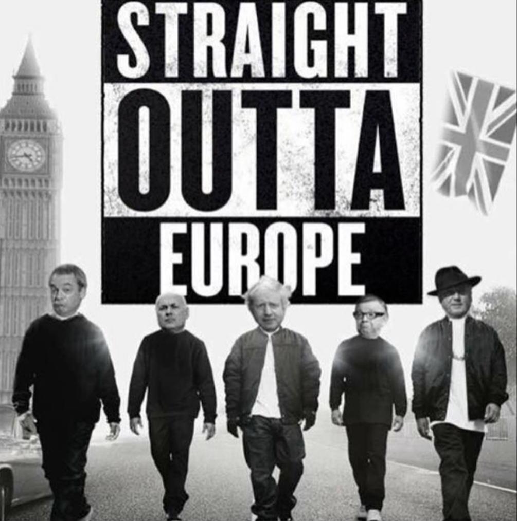 мемы Британия 2
