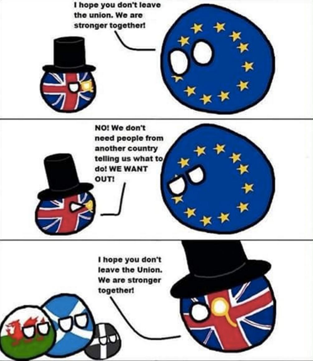мемы Британия 5