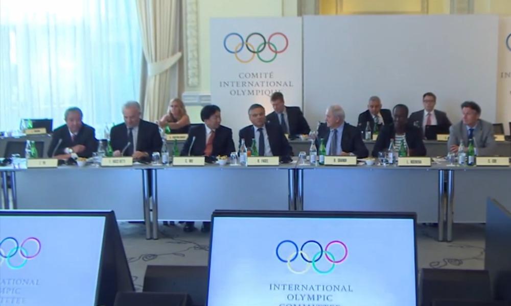 Международный олимпийский комитет на саммите в Лозанне допустил сборную России к Играм-2016