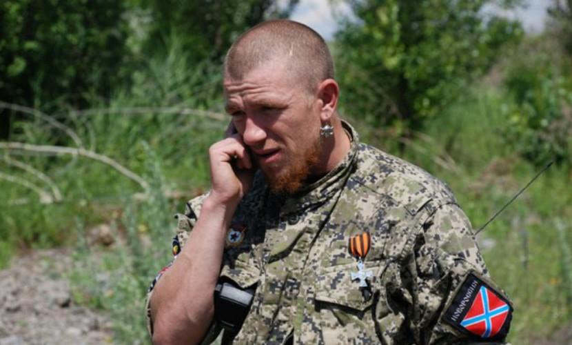 Ополченца Моторолу привезли в Санкт Петербург спасать поврежденный осколком глаз