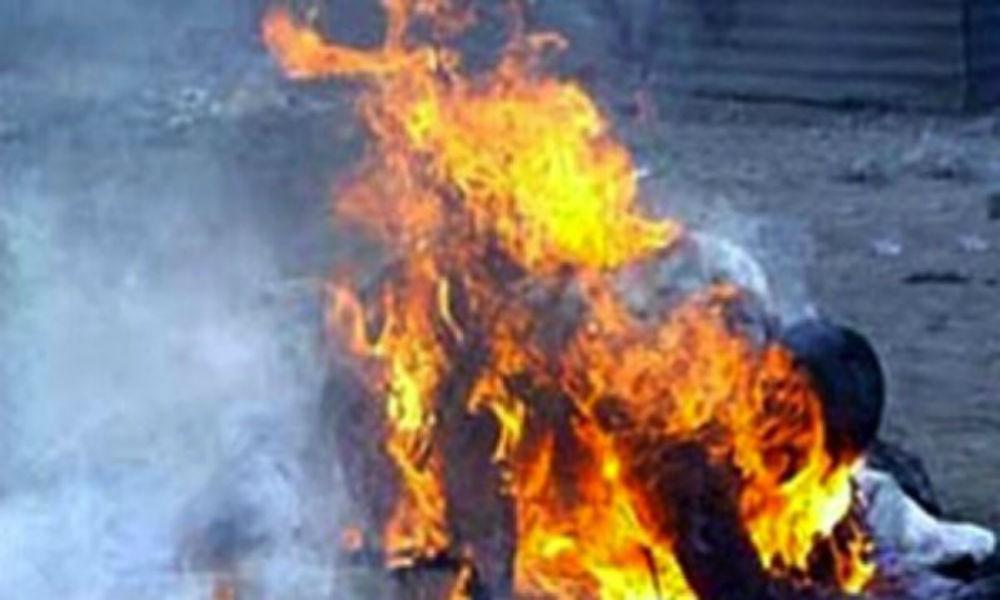 Женщина с приемными детьми убила и сожгла в костре родного сына под Москвой