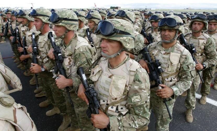 В будущем году вВосточной Европе начнется развертывание батальонов НАТО