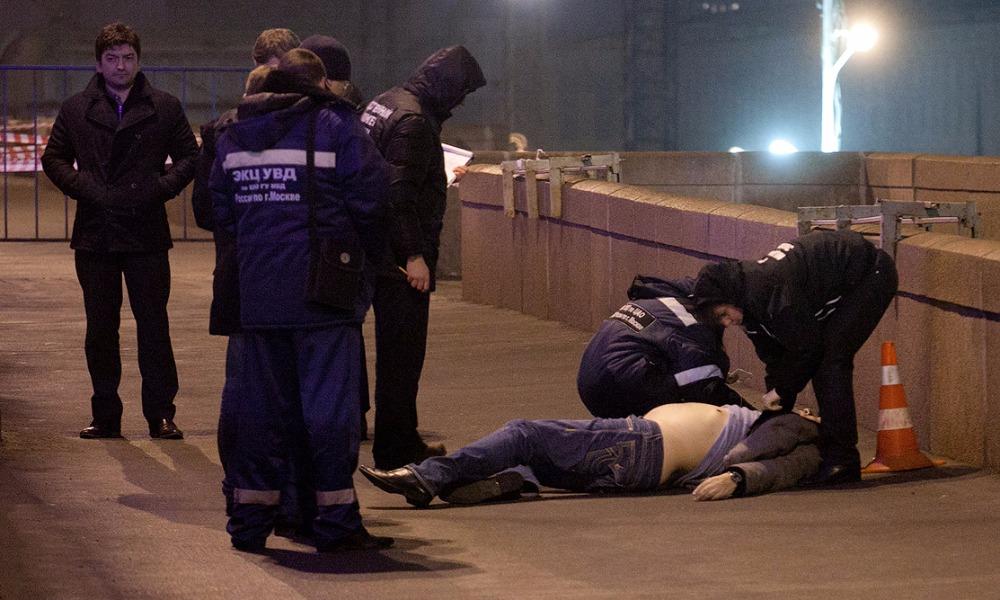 Бориса Немцова застрелили из собранного в кустарных условиях оружия, - ФСБ