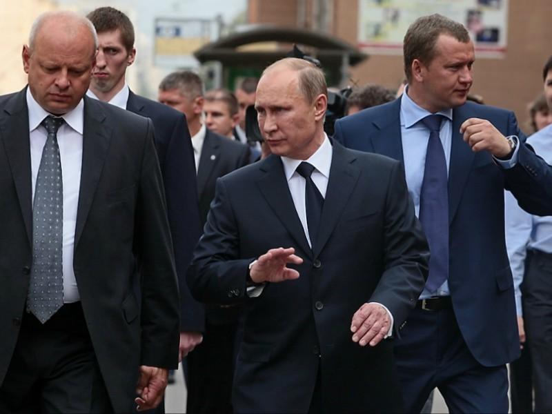 Названо имя главного защитника Путина