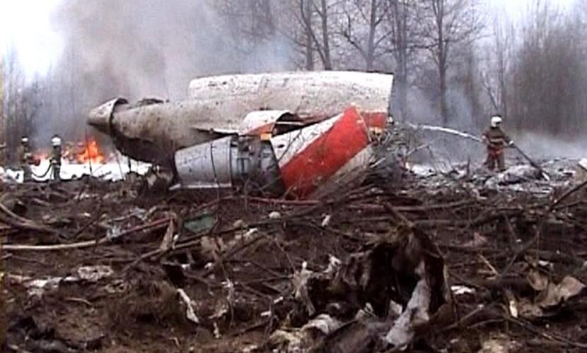 ВПольше суд вынес вердикт бывшему генералу— трагедия под Смоленском