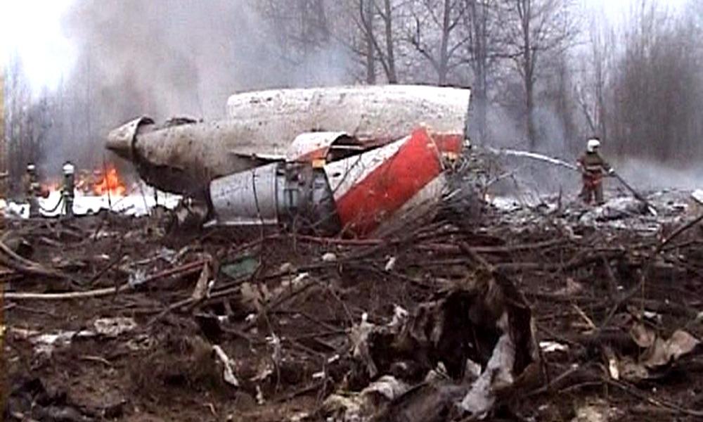 Суд в Варшаве исключил взрыв на борту самолета президента Качиньского под Смоленском