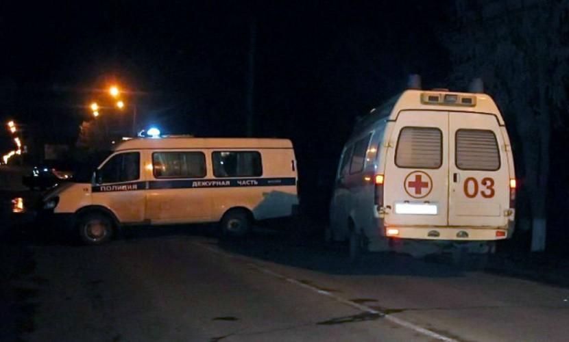 4 человека пострадали при столкновении поезда и фургона под Красноярском