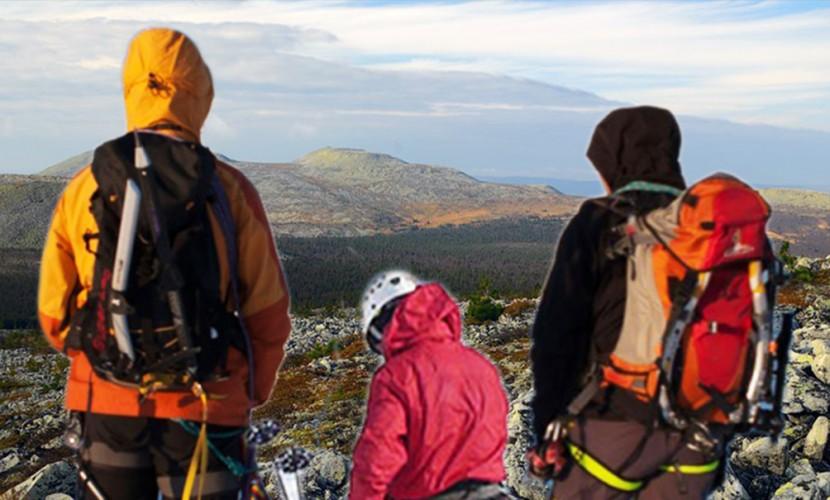 Двое взрослых с чужим ребенком пропали без вести в горах на Урале