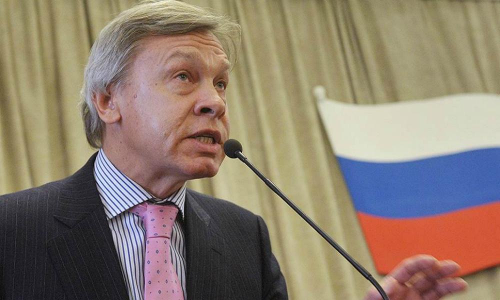 Пушков прокомментировал призывы экс-главкома НАТО Филипа Бридлава к переговорам с Россией