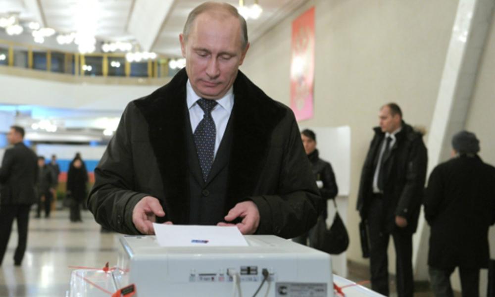 Владимир Путин определил дату всероссийских выборов в Государственную Думу