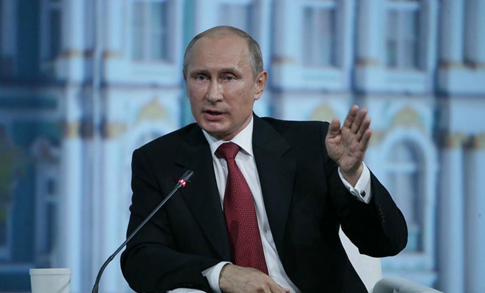 Владимиру Путину рассказали о превращении «Ленфильма» в «русский Голливуд»