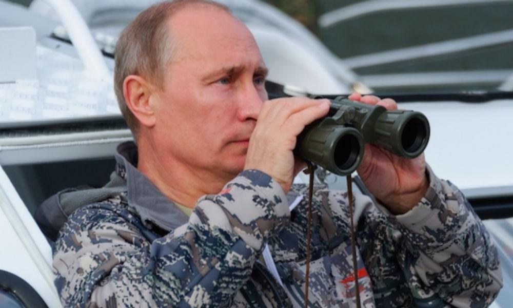 Путин: Современные армия и флот являются весомым аргументом против шантажа и давлений на Россию