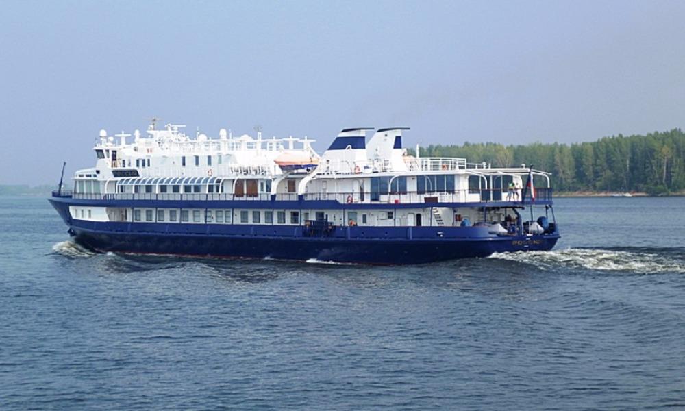 Чиновники отменили речное плавание парохода Путина из опасения посадить его на мель