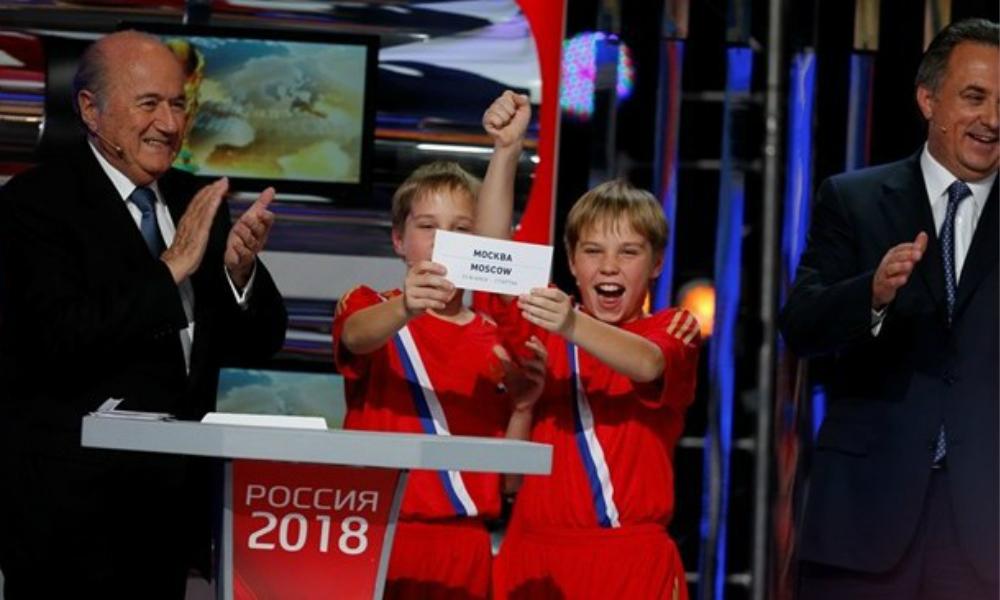 Порошенко попросили не пускать сборную Украины на чемпионат мира по футболу в России