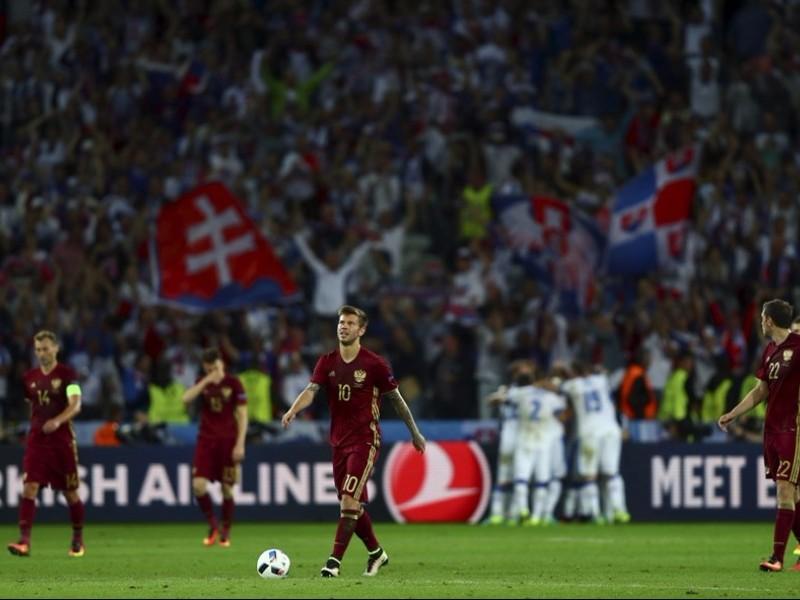 Подвиг Глушакова в битве со Словакией на Евро-2016 оказался бесполезным