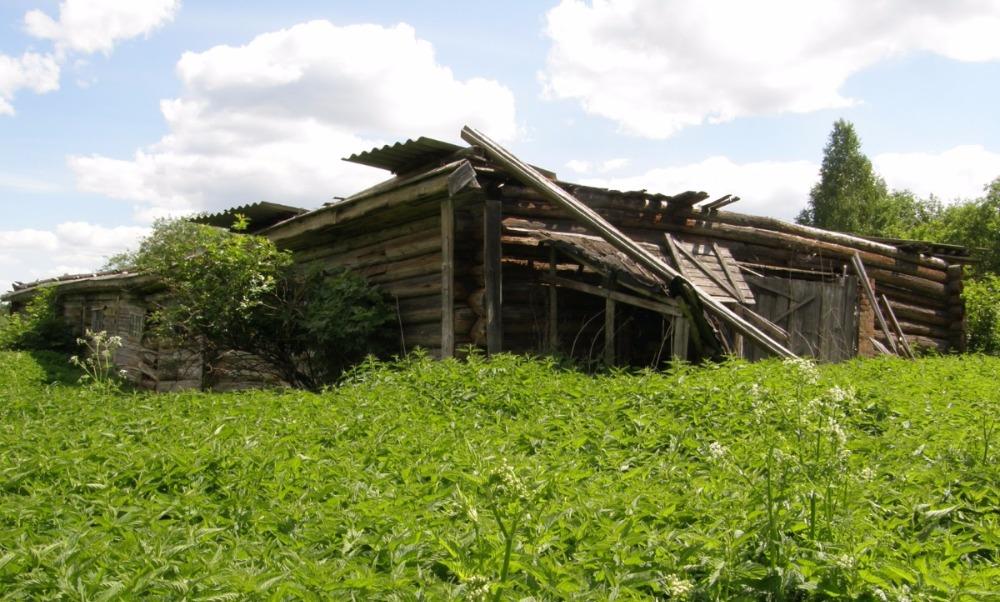 Ущерб рекам привел к появлению в Астраханской области покинутых деревень