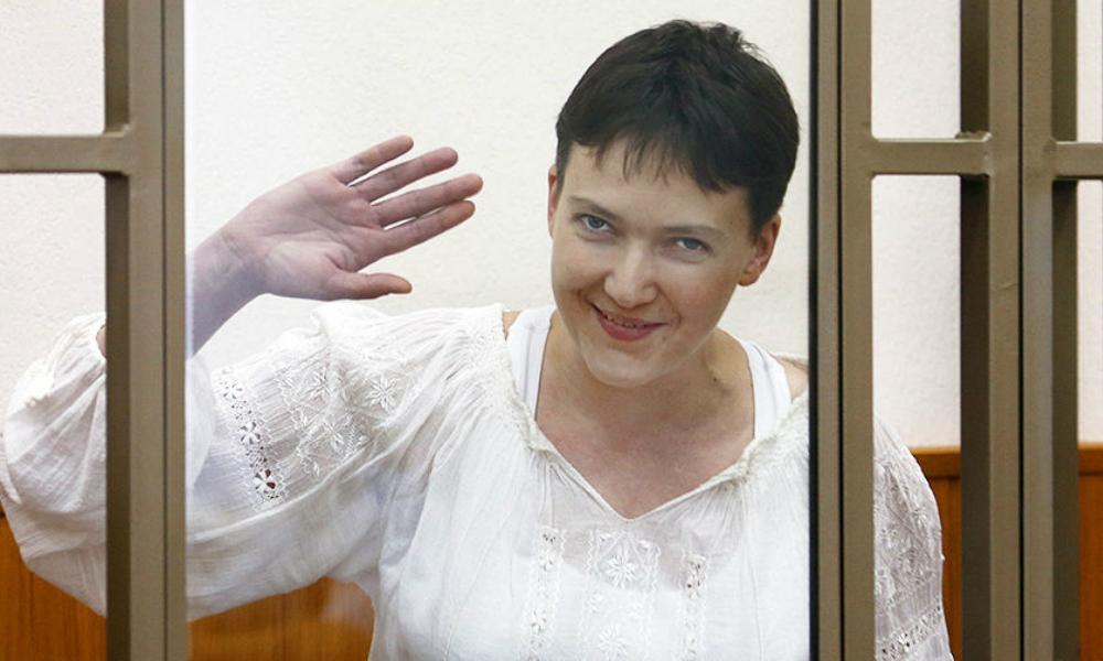Треть россиян остались недовольны обменом Савченко и хотели для нее тюрьмы