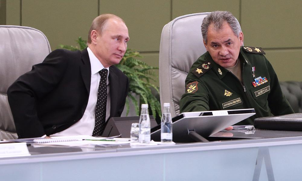 Шойгу сообщил об объявленной Путиным внезапной проверке в Вооруженных силах России