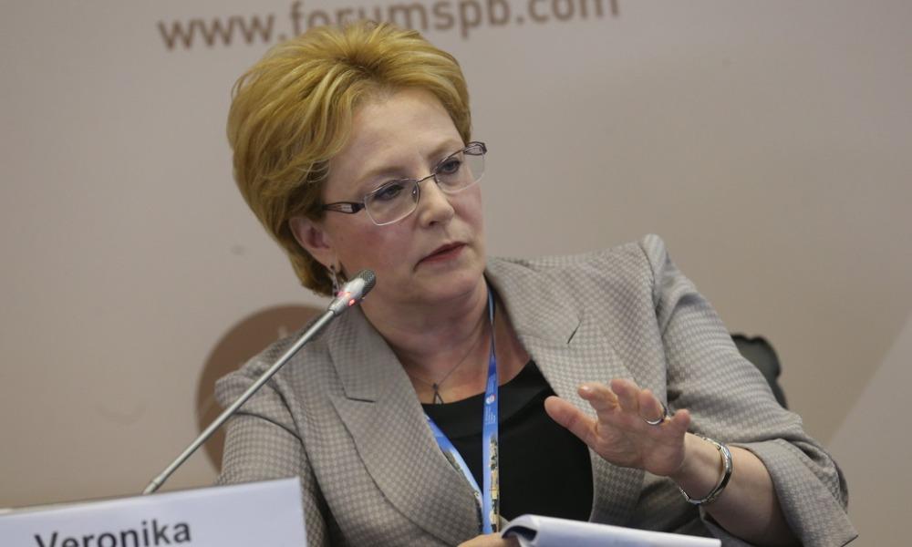 Скворцова констатировала увеличение числа приезжающих в Россию лечиться иностранцев