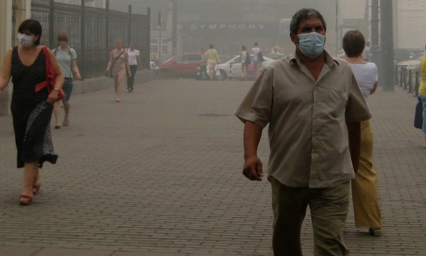 Синоптики предсказали москвичам адское лето и повторение пожаров 2010 года