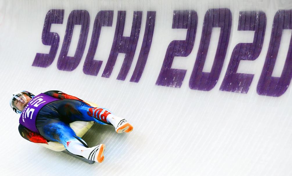 Чемпионат мира-2020 по санному спорту пройдет в Сочи