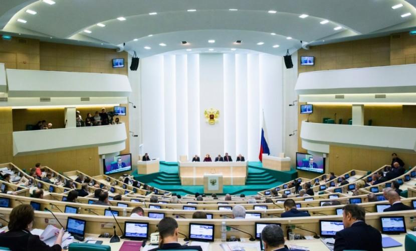 Совет Федерации: «Пакет Яровой» соответствует КонституцииРФ