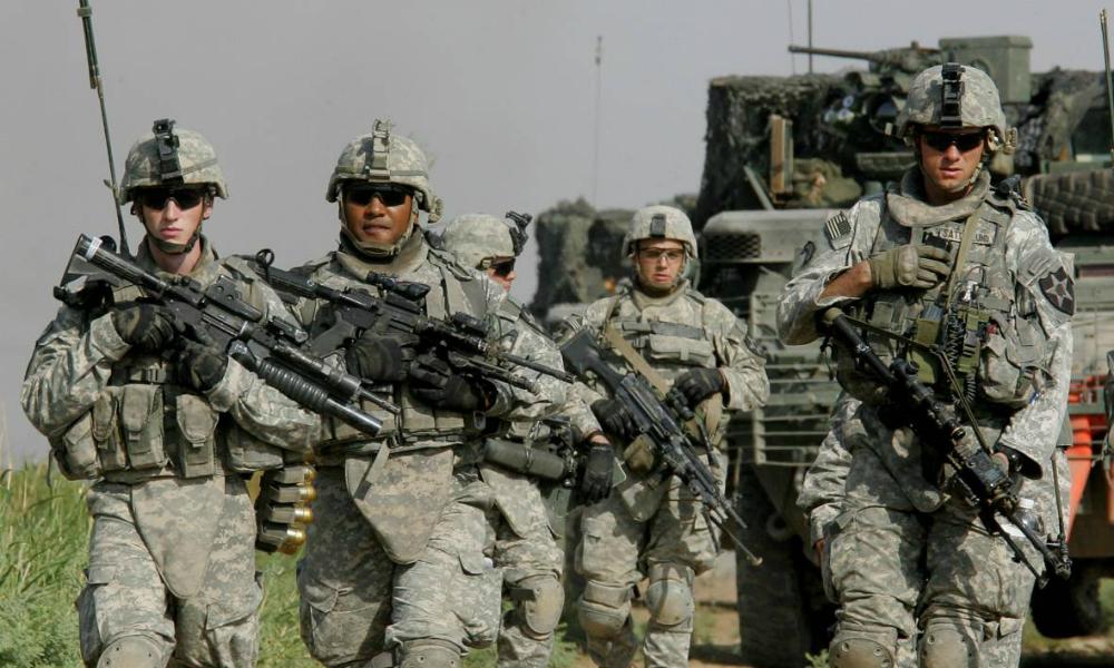США должны снова научиться воевать с большими армиями вроде России и Китая, - The New York Times
